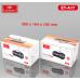 Колонка портативная Earldom ET-A17 Bluetooth/AUX, черный
