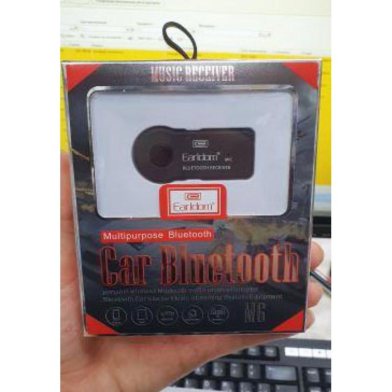 Ресивер Bluetooth для музыки Earldom M6, (USB, AUX, микрофон)