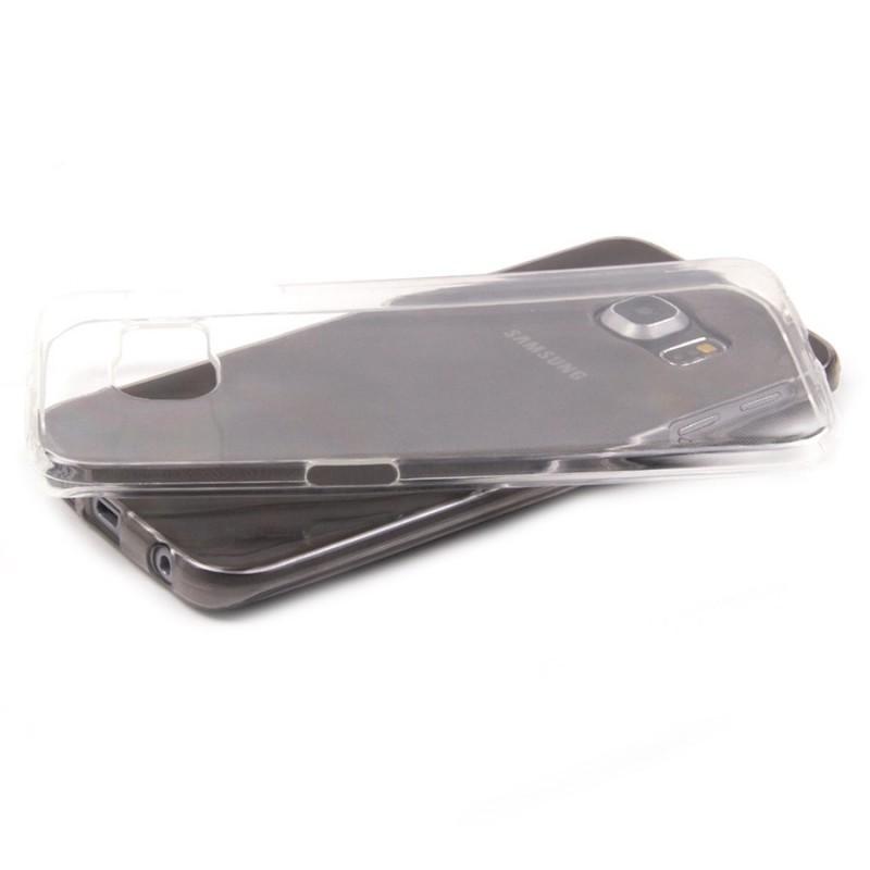 Накладка силиконовая Brauffen тонкая (отверстие для камеры под размер камеры) для iPhone 11 Pro, прозрачный