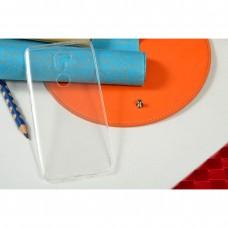Накладка силиконовая для Meizu M5C, прозрачный