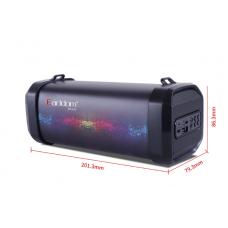 Колонка портативная Earldom ET-A11 Bluetooth/AUX, черный