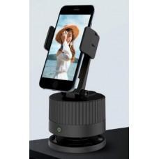 Умный держатель для смартфона с датчиком движения 360°, черный