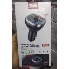 ФМ модулятор (USB, microSD, Bluetooth) Earldom ET-M44