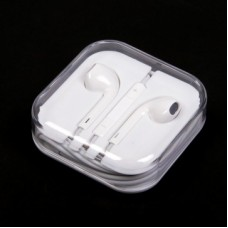 Наушники для Iphone 5 оригинал c микрофонам АА (без логотипа)